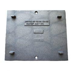 Dovre 100 Innenplatte Oben / Deckenplatte 100-15