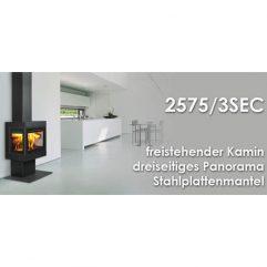 Dovre Kamineinsatz 2575 CBS3 3SEC