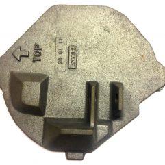 DOVRE T 2000 S RAUCHROHRKLAPPE - S2711 - 32008.2