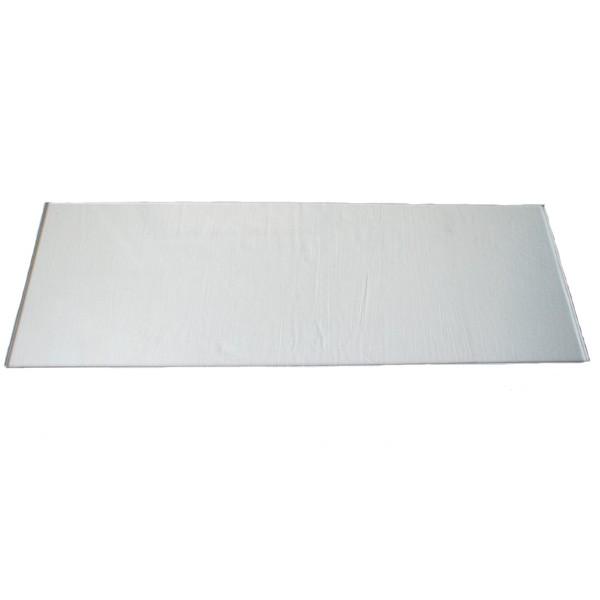 Glasscheibe Dovre T 2000 S - 13,5 x 41,5 cm - 26009.0