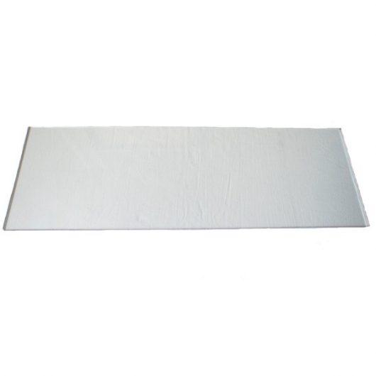 Glasscheibe Dovre T 2000 - 13,5 x 36,5 cm - 26008.0