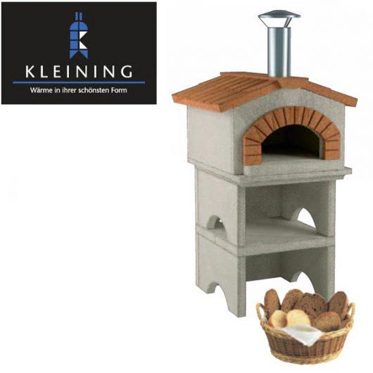 Kleining Brotofen, Pizzaofen, Gartenkamin 605