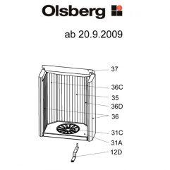 Olsberg Alid Stein gewellt Hinten Rechts 36D - 23/5591.1253