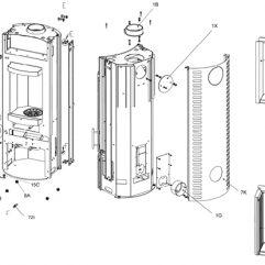 Olsberg Caldera Compact Ersatzteile