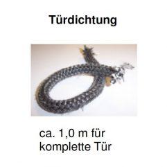 Olsberg Format 9 Türdichtung 1m, 12mm - 75/1903-0121
