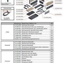 Olsberg Format 11 Ersatzteile