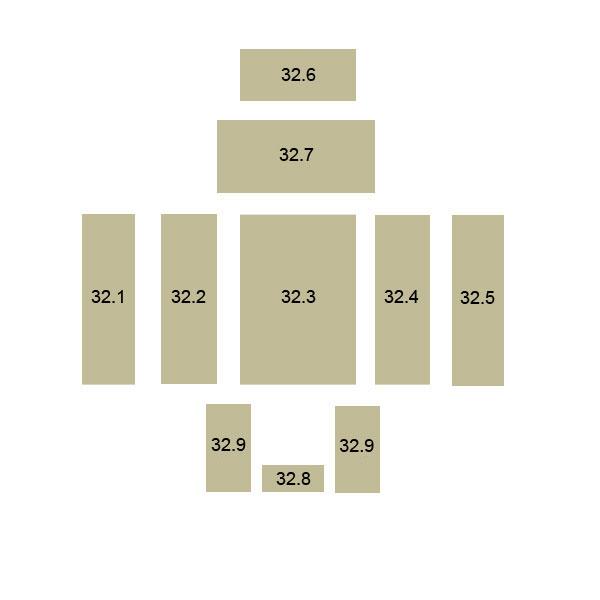 Oranier Polar 6 Serie 2 Schamottstein Pos. 32.2 - 2899369000