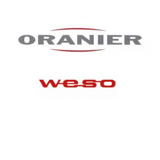 WESO Oranier KE 702 / 705 Stehplatte rechts - 5560322000