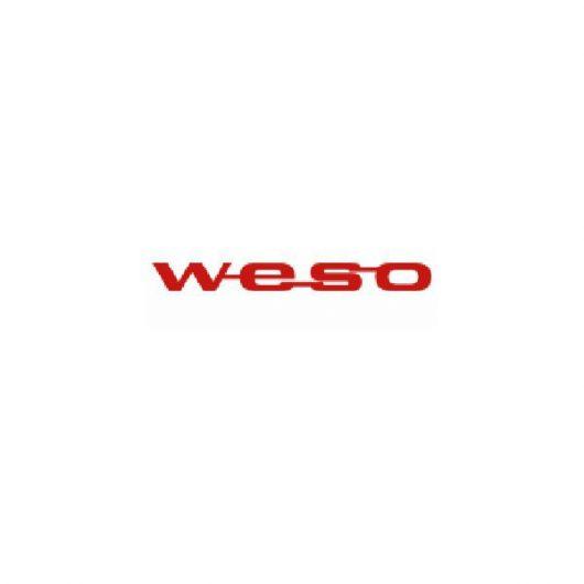 WESO Oranier KE 1100 Stehplatte hinten - 5564333000