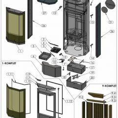 Oranier Clio 5 Seitenstein vorne rechts Pos. 9.6 - 2918925000