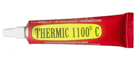 Olsberg Kleber für die Türdichtung Thermic 17ml hitzebeständig bis 1100°C - 75/1990.0104