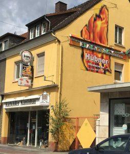 Hübner Kaminbau Laden Shop Hamm Wilhelmstraße 152 - 59067 Hamm