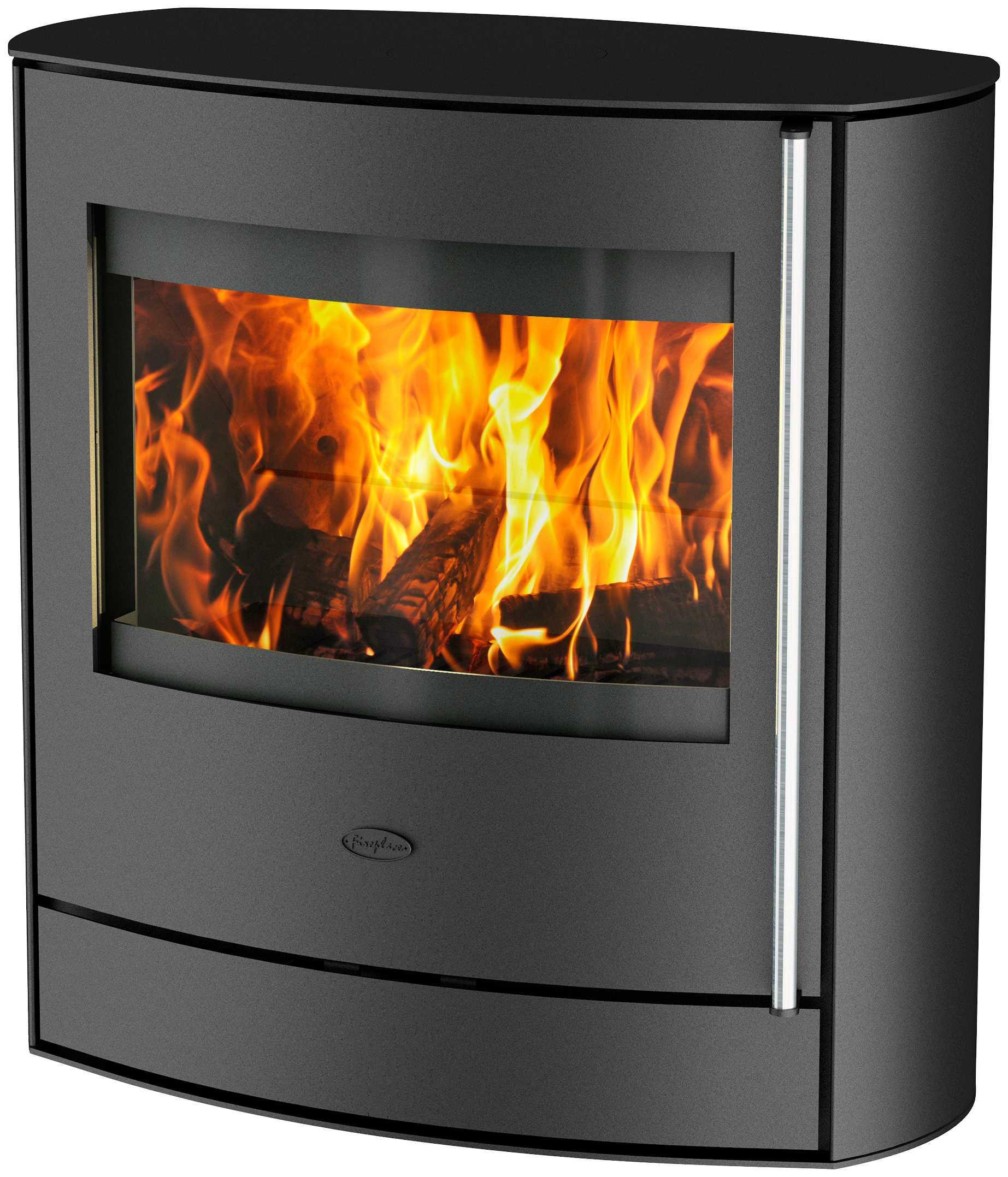 Relativ Fireplace ADAMIS Stahl Kaminofen 7 kW - Ofenbernd.de GQ51