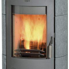Fireplace ALICANTE Speckstein Kaminofen K1263