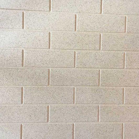 Vermiculite Mauerwerkoptik Tehrmax SF 600 - 800x600x40 mm Feuerraumplatten Zuschnitt Mauerwerkoptik
