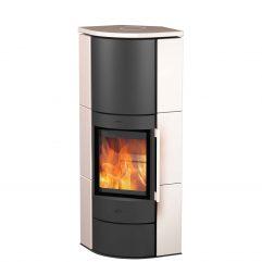 Fireplace Kaminofen ADELAIDE Plus Keramik Eck